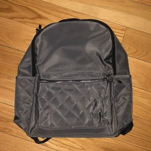Brand new quilted backpack